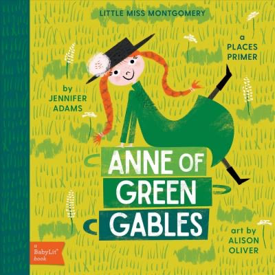 Little Miss Montgomery Anne of Green Gables