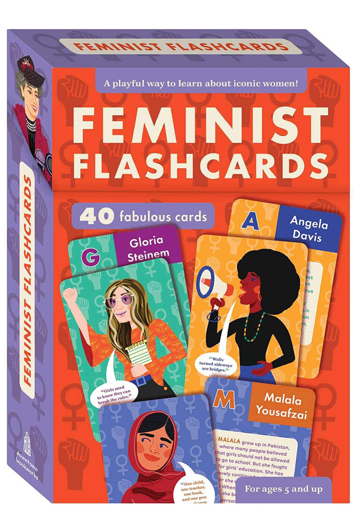 Feminist Falshcards