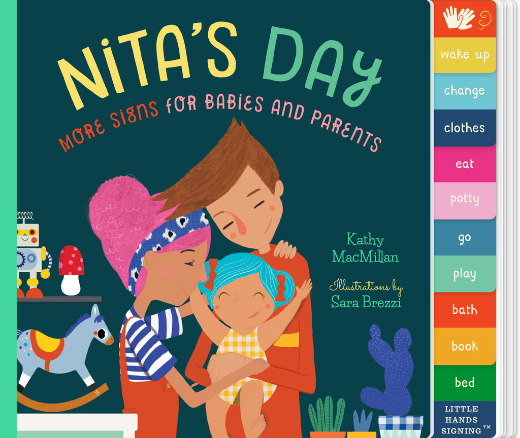 Nita's Day more signs for babies and parents