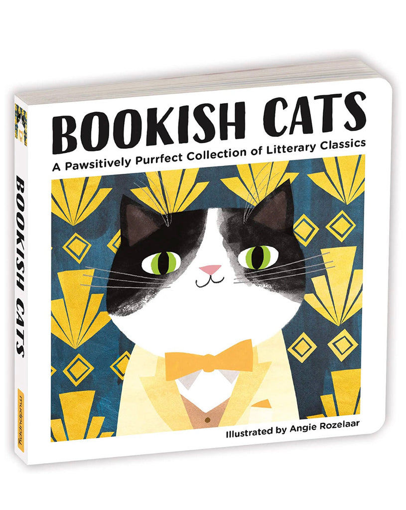 Bookish Cat
