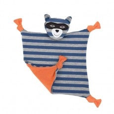 Apple Park Organic Farm Buddies Robbie Raccoon Blankie