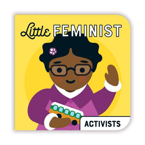 Little Feminist Board Book
