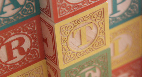 Uncle Goose Spanish Blocks