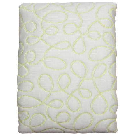 Colgate Squiggles Waterproof Fitted Crib Pad