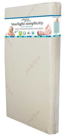 Moonlight Slumber Starlight Simplicity Mattress- Full Eco Foam