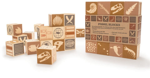 Uncle Goose Fossil Blocks