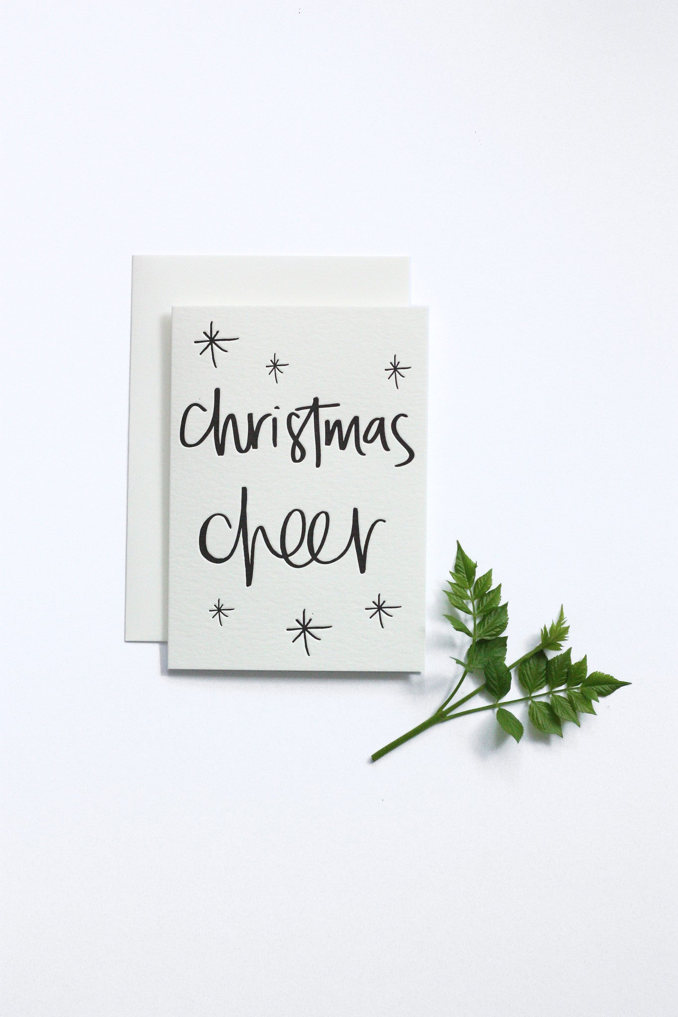 CHRISTMAS CHEER - Words She Wrote