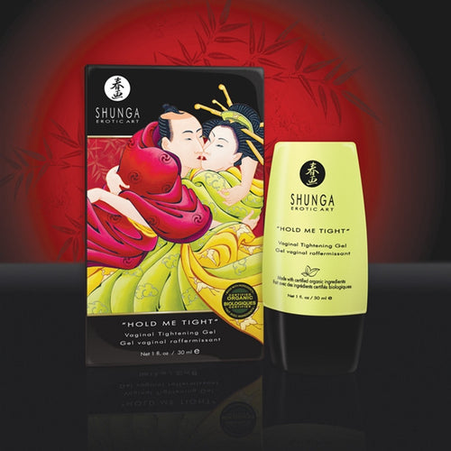 SHUNGA HOLD ME TIGHT GEL VAGINAL RAFFERMISSANT