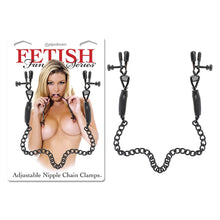 FF NIPPLE CHAIN CLAMPS
