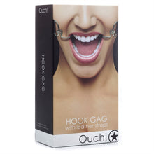 HOOK GAG BLACK OUCH