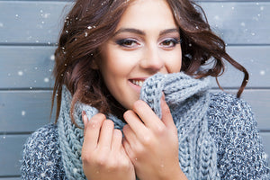 Top 5 Tips for Cold Weather & Winter Skin Care