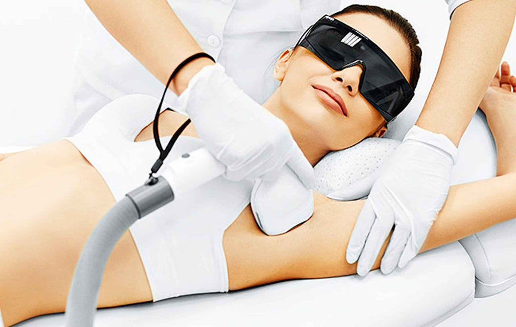 Salon or Clinic Laser Hair Removal Risks