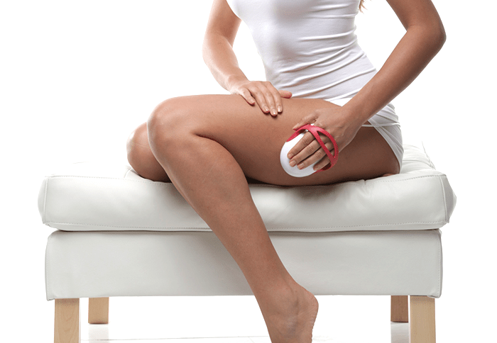 at home cellulite treatment device