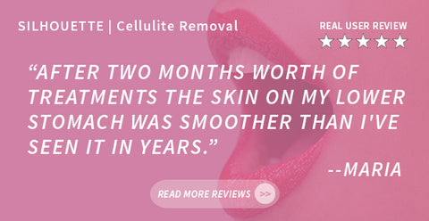 Reduction reviews cellulite silhouette