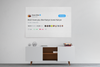 Turn your favorite tweets into art.