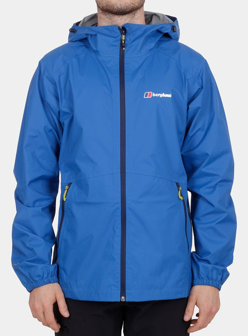 Мембранна Куртка Berghaus Deluge Light Jacket - blue/blue