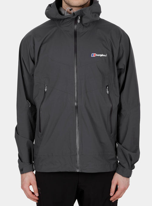 Ультра куртка Berghaus Fastpacking Jacket - dark grey/dark grey