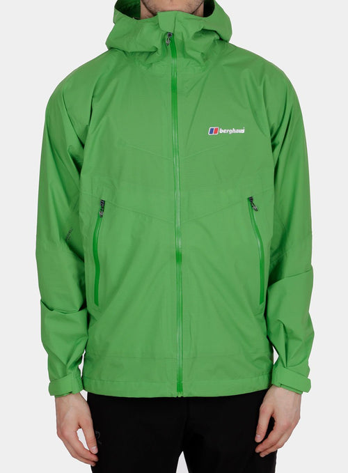 Мембранна Куртка Berghaus Fastpacking Jacket - green/green