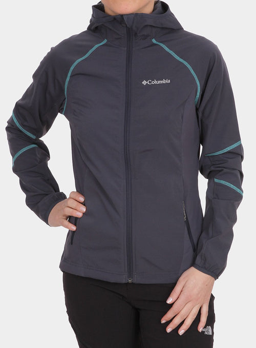 Куртка Columbia Sweet AS Softshell Hoodie Lady - india ink