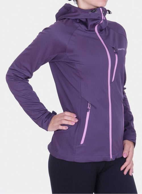Куртка Softshell Marmot ROM Jacket Lady - nightshade