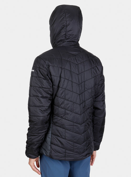 Куртка Salewa Fanes TW CLT Hood Jacket - black out