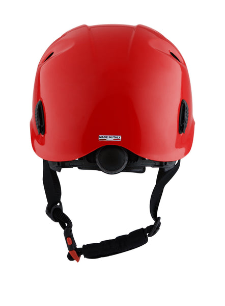 Каска Rock Helmets Combi - red