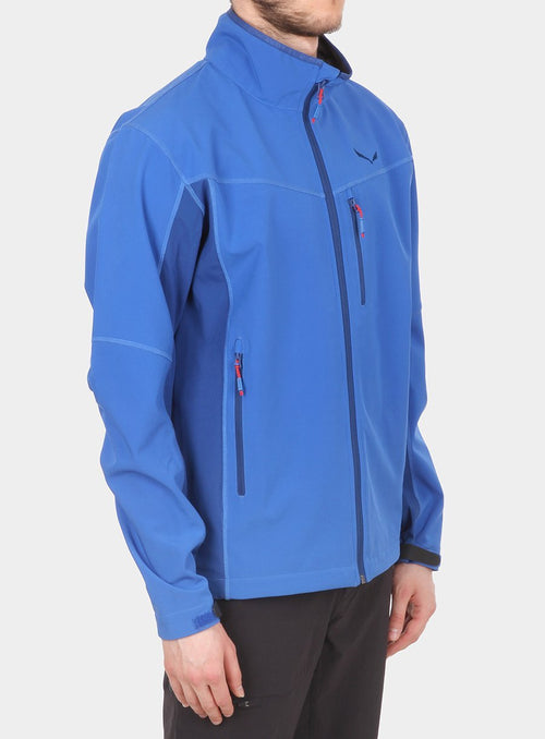 Куртка Salewa Гайслер 2 Jacket - nautical blue