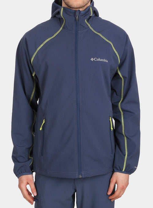 Куртка softshellowa Columbia Whisper Creek Softshell - zinc