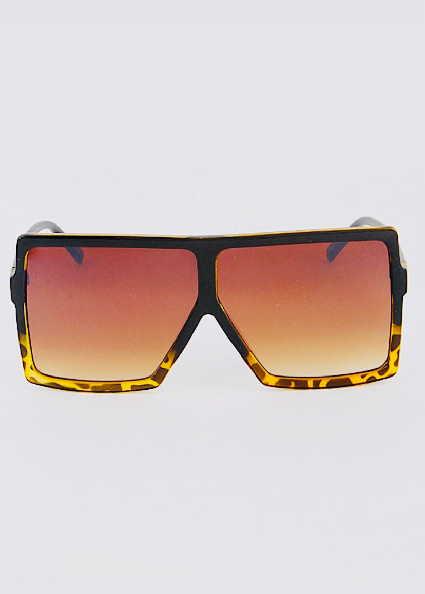 Oversized sunglasses (3 colors)