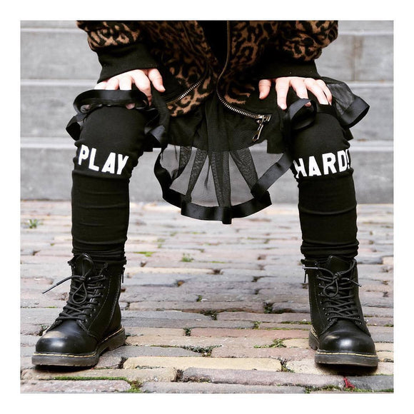 Lucky No. 7 Play Hard Leggings