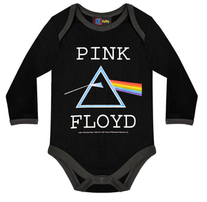Black Pink Floyd Dark Side Of The Moon Onesie