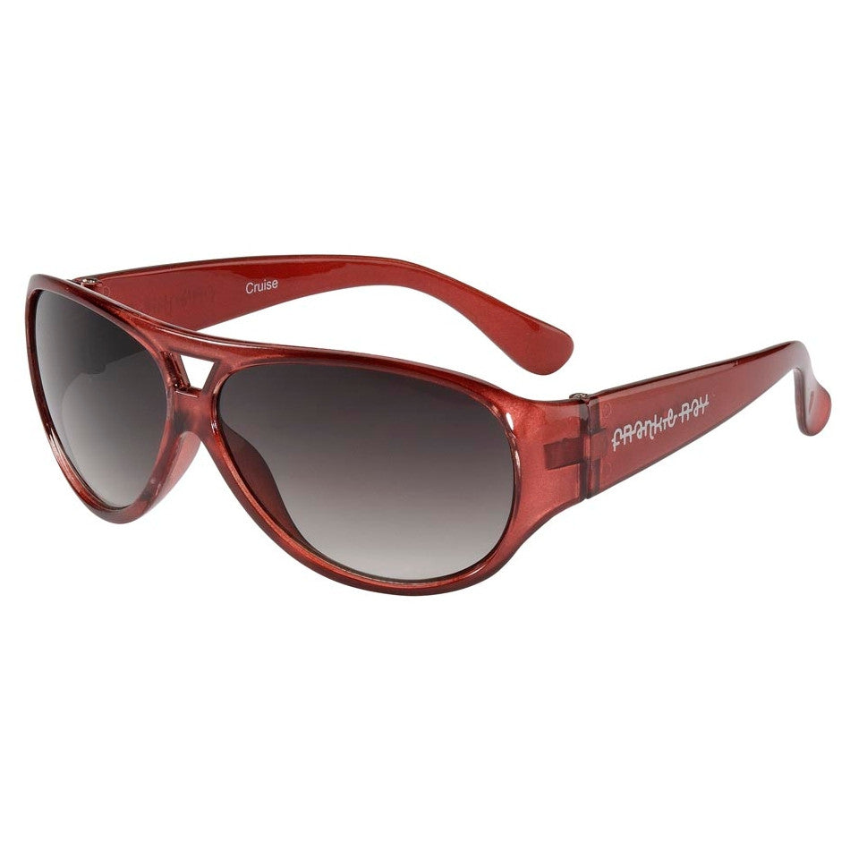 Frankie Ray Rusty Red Cruise Sunglasses