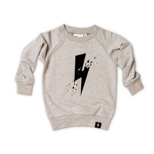 Kapow Kids Lightning Splat Sweater