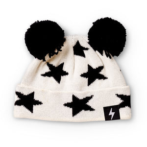 Kapow Kids Superstar Pom Pom Beanie