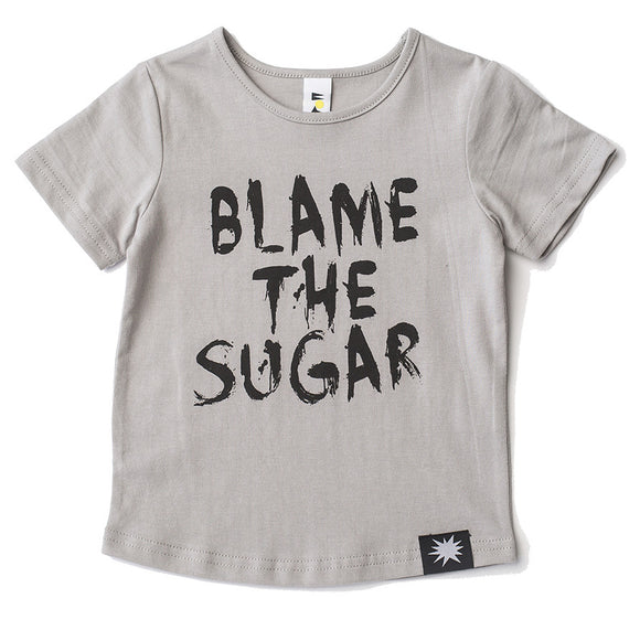 Kapow Kids Blame The Sugar Tee