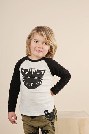 Kapow Kids Tiger Top