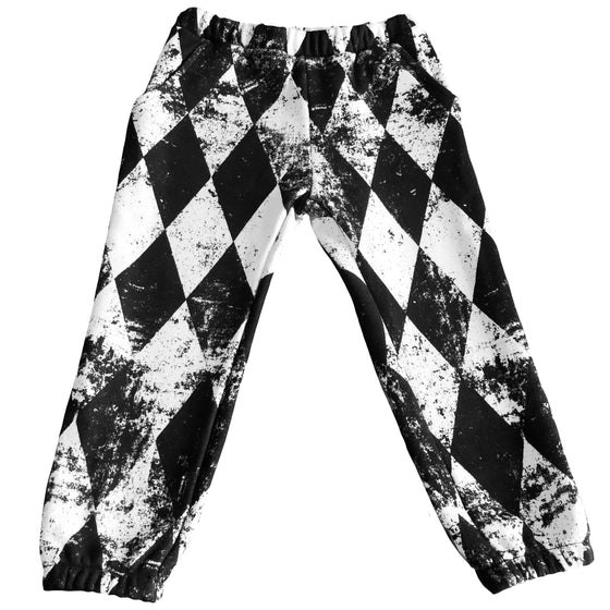 Quinn + Fox Rough Diamond Track Pants
