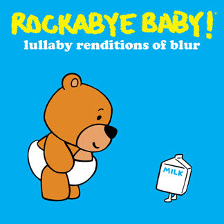 Rockabye Baby Lullaby Renditions of Blur