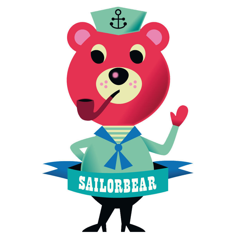 Sailorbear Tattyoo