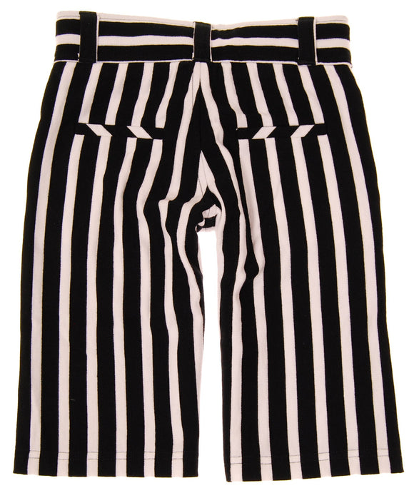 Mini Shatsu Two Faces Stripes Shorts