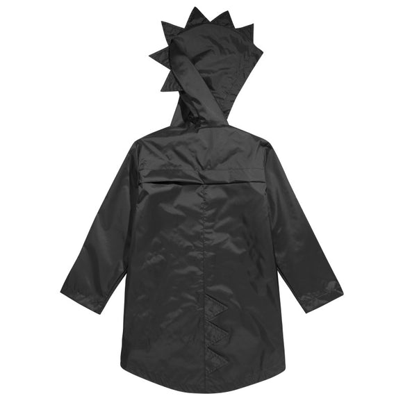Kukukid Black Dino Coat