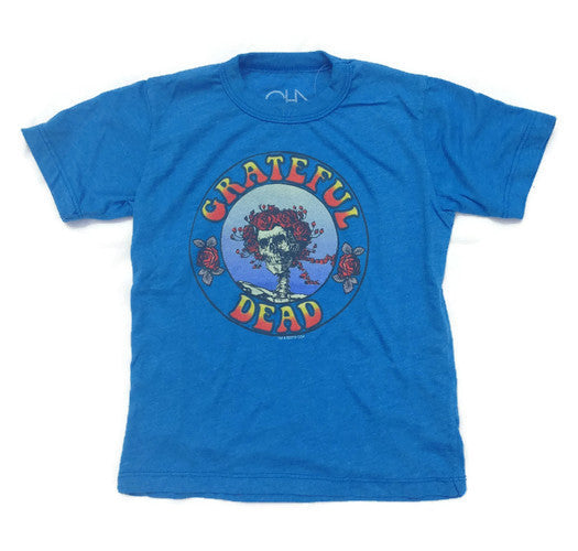 Chaser Kids Grateful Dead 1972 Tour T-Shirt