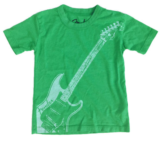 Chaser Kids Fender Guitar T-Shirt