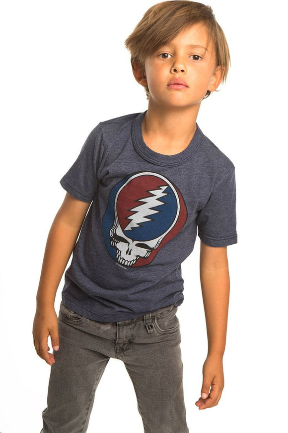 Chaser Kids Grateful Dead Steel Your Face T-Shirt