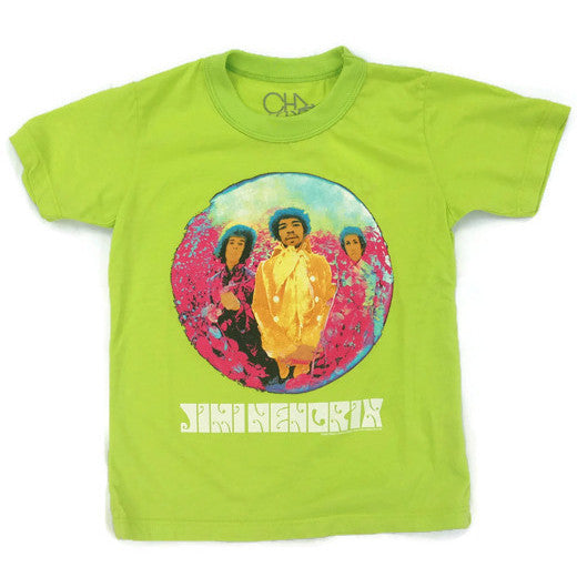 Chaser Kids Jimi Hendrix Fish Eye T-shirt