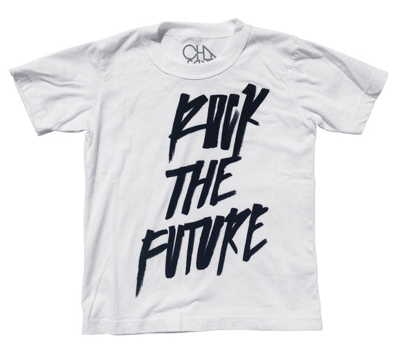 Chaser Kids Rock The Future T-Shirt