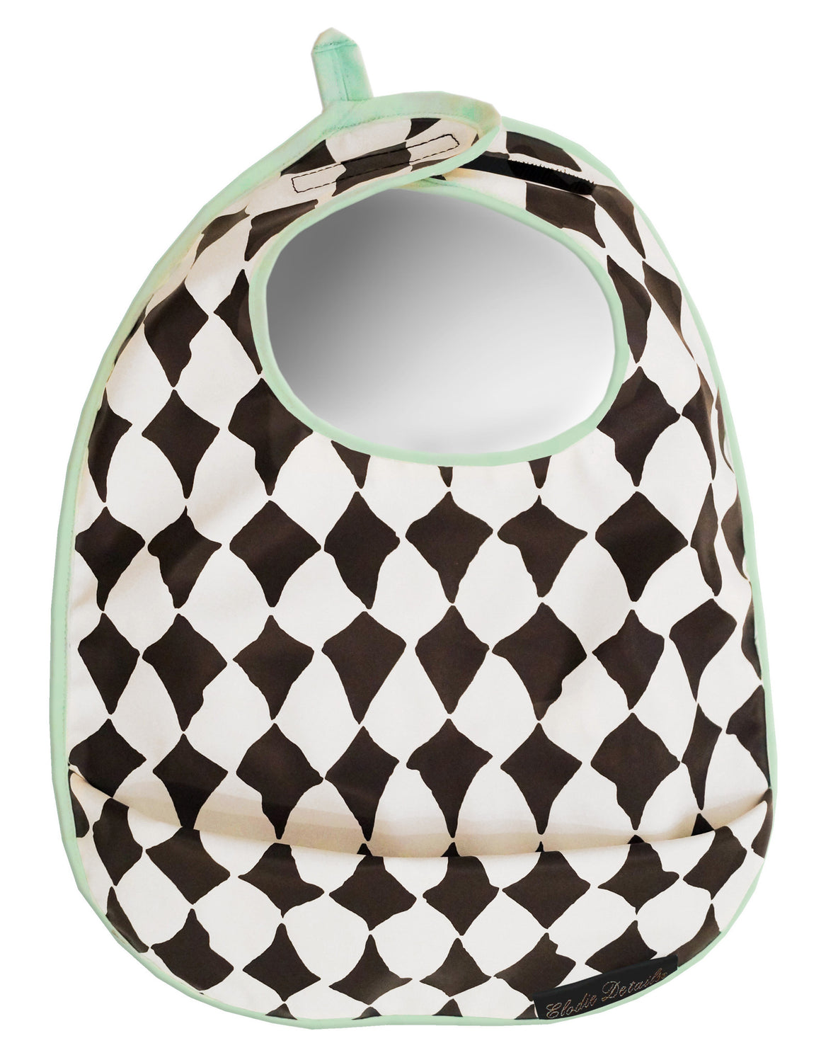 Elodie Details Graphic Grace Bib