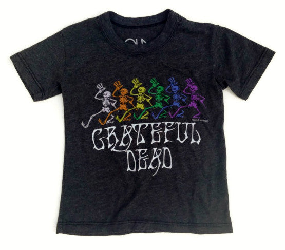 Chaser Kids Grateful Dead Dance Line T-Shirt