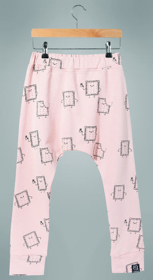Kukukid Powder Wacky Cookies Baggy Pants