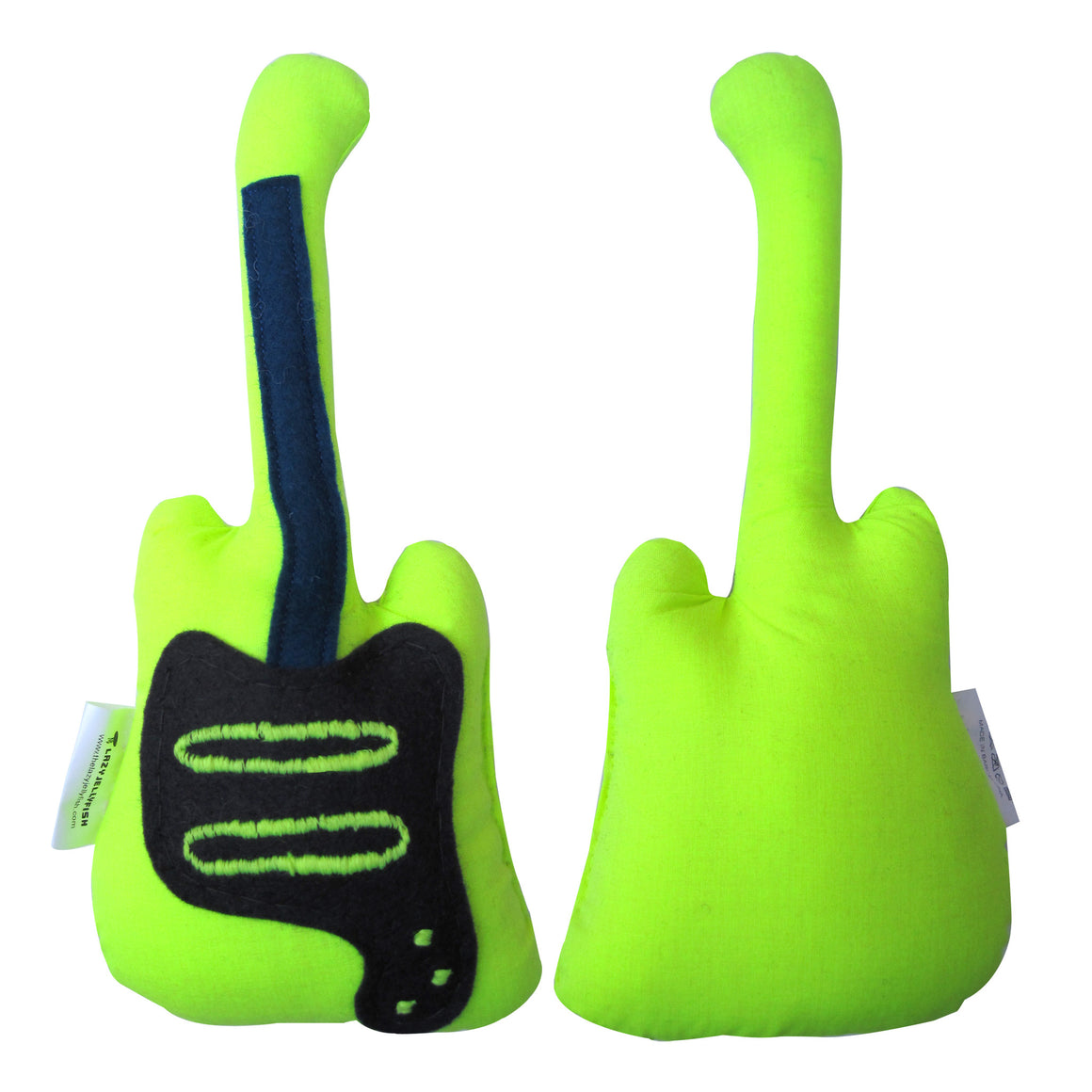 Lemoneon Bass Guitar Rattle